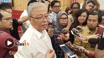 Ismail Sabri ulas kenyataan Dr M isu tubuh banyak parti Melayu