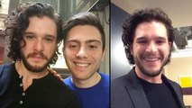 Kit Harington In Rehab For Stress & Alcohol Issues After GOT Ended