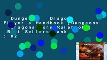 Dungeons   Dragons Player s Handbook (Dungeons   Dragons Core Rulebooks)  Best Sellers Rank : #2
