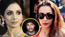 Arjun Kapoor lashes out at trollers on Malaika Arora's comparison with Sridevi | FilmiBeat