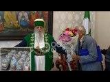 RTV Ora - Baba Mondi merr urime për 60-vjetor dhe dhuron ndihma për jetimët