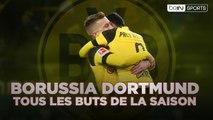 Bundesliga - Les 81 buts du Borussia Dortmund !
