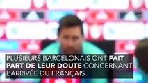 Antoine Griezmann a compris que le vestiaire du Barça ne veut pas de lui
