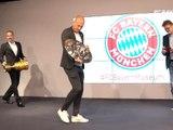 Bundesliga - Robben et Ribéry livrent les trophées au musée du Bayern