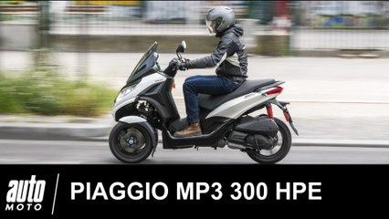 piaggio mp3 300 hpe 2019