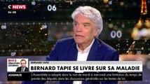 VIDEO.Les confidences bouleversantes de Bernard Tapie sur son cancer   Ca ne va pas très bien