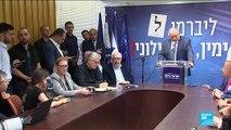 Benyamin Netanyahu doit présenter sa coalition d'ici ce soir