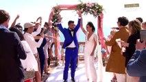 Mariage de Julien Tanti et Manon Marsault : les coulisses - La fête, partie I (Exclu vidéo)