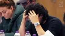 """Kit Harington interné pour régler """"des problèmes personnels"""""""