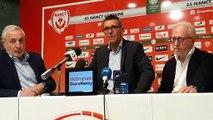 Jean-Louis Garcia s'exprime sur le futur staff de l'AS Nancy Lorraine