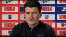 Transfer speculation doesn't affect me - Maguire