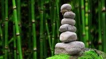 Relaxing ZEN Music, Shakuhachi Flutes, Bowls & Chimes for Meditation, Healing Massage, Reiki, Yoga, Tai Chi, SPA - 4K
