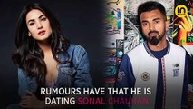 Sonal Chauhan responds to her dating rumours with KL Rahul
