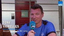 Barrages pour la Ligue 1 : Tony Vairelles apporte son soutien au RC Lens