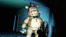 FIVE NIGHTS AT FREDDY'S VR HELP WANTED Bande Annonce de Gameplay