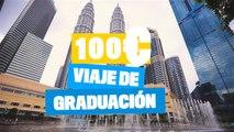 Viajes de graduación por menos de 100€: Kuala Lumpur