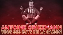 La Liga : Les 15 buts de Griezmann cette saison