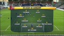 J28 EA Guingamp (EAG) - Evian TG FC (ETG) Le réé du match (1  16 de finale) - 2013  2014