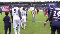 J34 Girondins de Bordeaux - EA Guingamp (5-1) - 20 04 14 - (FCGB-EAG) - Résumé