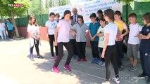 Unutulmaya yüz tutmuş sokak oyunları Edirne'de yaşatılıyor
