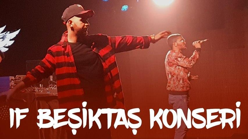Tahribad-ı İsyan - IF Beşiktaş Konseri (Semt-i Swag,Bu Boku Sen Temizle,Nooldu,Suikast,Leyla,Çamur)