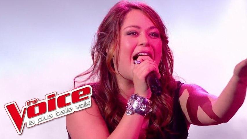 Lykke Li – I Follow Rivers   Sharon Laloum   The Voice France 2015   Prime 1