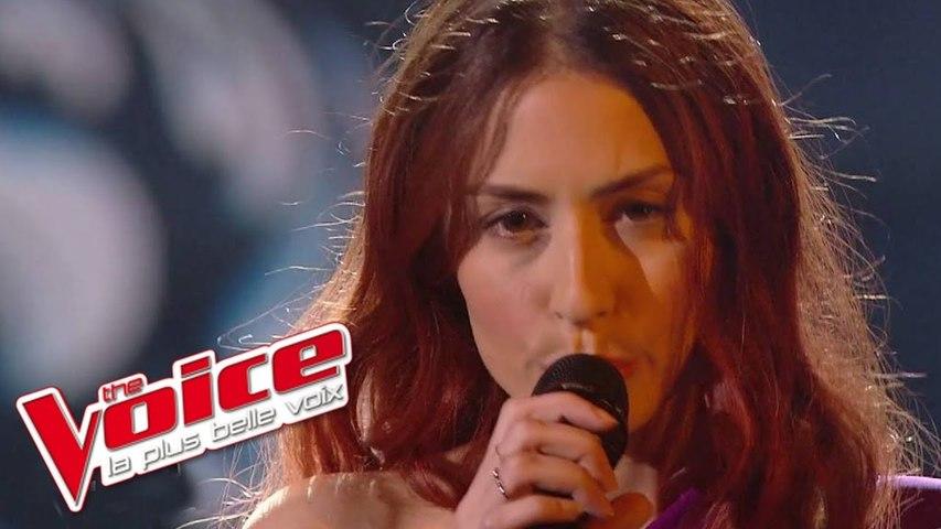 Britney Spears – Everytime   Hiba Tawaji   The Voice France 2015   Prime 1