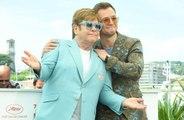 Taron Egerton: Sir Elton John keeps sending me Rocketman reviews