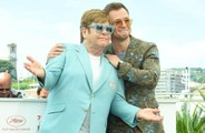 Taron Egerton: Sir Elton John keeps sending me Rocketman reviews