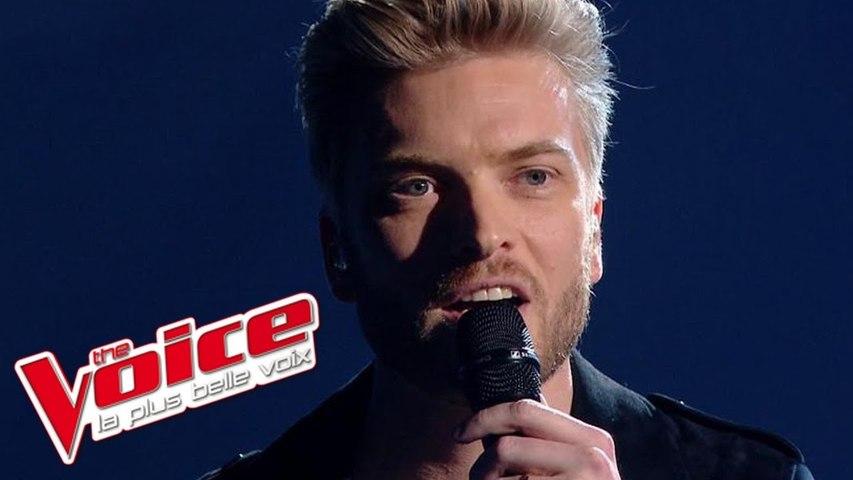Léo Ferré – Avec le temps   Guilhem Valayé   The Voice France 2015   Prime 1