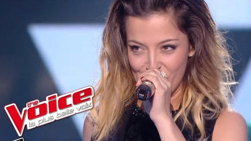 Stromae – Tous les mêmes   Camille Lellouche   The Voice France 2015   Prime 1
