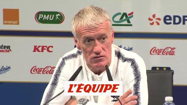 Deschamps «ne voit pas d'un bon oeil» la réforme de la Ligue des champions - Foot - Bleus - C1