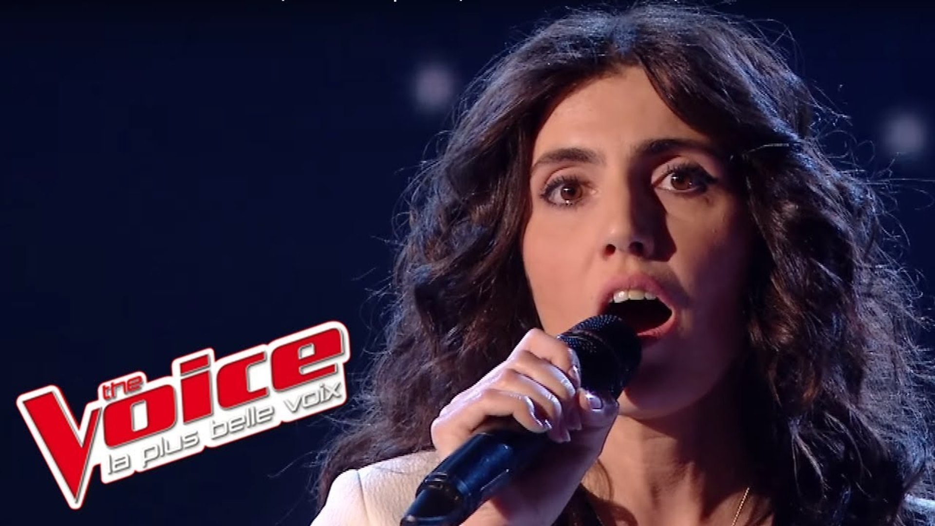 Procol Harum – A Whiter Shade of Pale | Battista Acquaviva | The Voice France 2015 | Prime 1