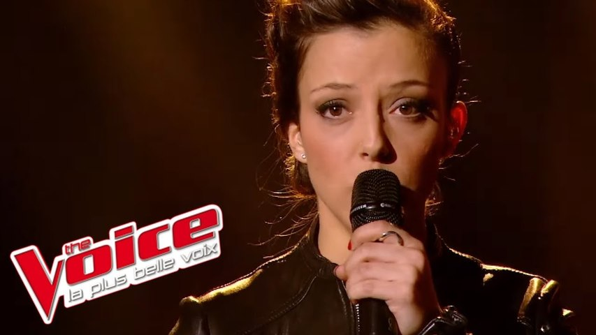 Amy Winehouse – You Know I'm No Good   Camille Lellouche   The Voice France 2015   Prime 2