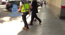 La Policía detiene a un hombre buscado por las autoridades mexicanas