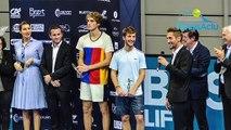 """Roland-Garros 2019 - Corentin Moutet : """"Le parcours de Stefanos Tsitsipas est inspirant !"""""""