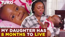 My daughter has 8 months to live - Ruth Wambui