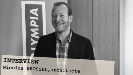 Interview with Nicolas Brossel, Architect of CanalOlympia