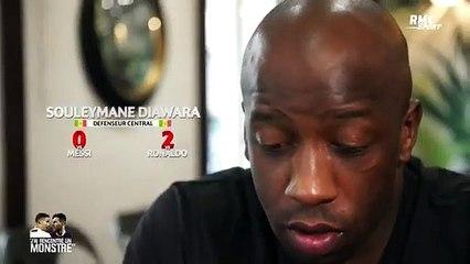 Souleymane Diawara a rencontré un monstre. Il raconte comment Ronaldo l'a fait craquer à coup de grigris lors d'un Real-OM, en 2009.