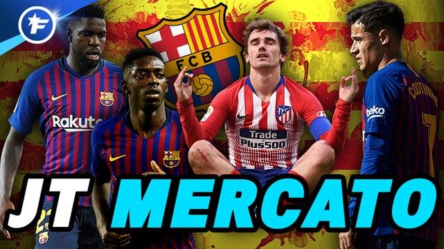 Journal du Mercato : le FC Barcelone prend les choses en main