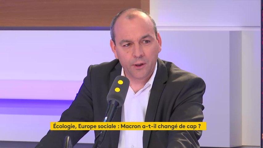 Laurent Berger (CFDT) :  « General Electric doit assumer sa responsabilité »
