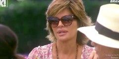 Lisa Rinna Comforts Kyle Richards After She Undergoes A Mammogram On 'RHOBH'