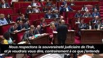 Irak: sept Français condamnés à mort pour appartenance à l'EI