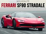 La Ferrari SF90 Stradale (2019) en vidéo