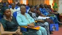 RTB/Rencontre entre les membres du gouvernement et ceux du secteur privé sur le thème de la stratégie d'intégration des entreprises Burkinabè  dans les chaines de valeur nationale et internationale