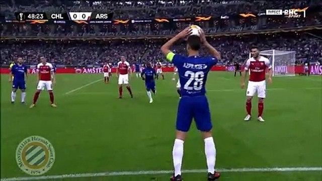 Olivier Giroud goal against Arsenal (1-0)