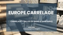 Europe Carrelage, carrelages, dallages et faïence à Nanterre.