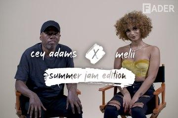 Melii x Cey Adams - Artist on Artist: Summer Jam Edition presented by PBR