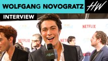 KJ Apa & Wolfgang Novogratz Get Mobbed By Fans & Talk Dealing With Breakups!!!   Hollywire