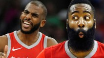 Houston Rockets Say They're Willing To Trade EVERY Player Including James Harden & Chris Paul!